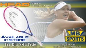 head jumior racket
